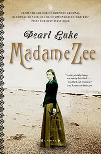 About Madame Zee by Pearl Luke