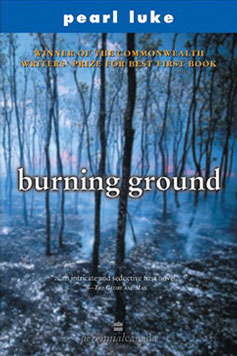 Burning Ground by Pearl Luke